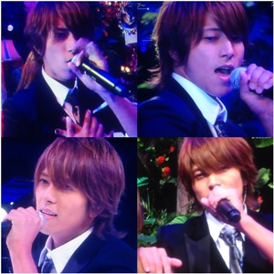 Mステ A NUDE