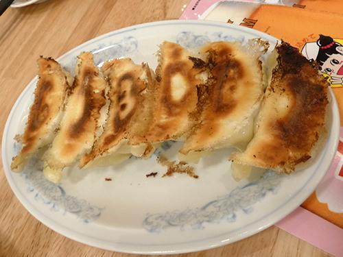 46プラス焼餃子