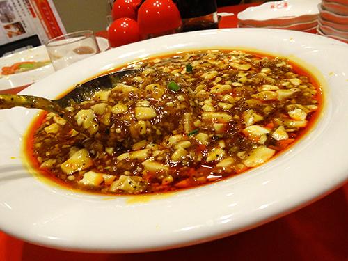 39麻婆豆腐