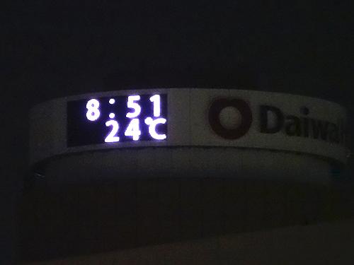 12A時計