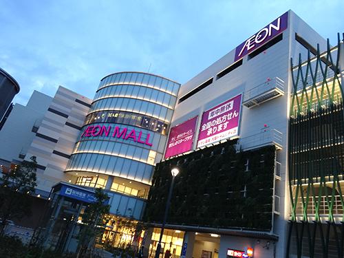 14イオンモール大阪ドームシティ