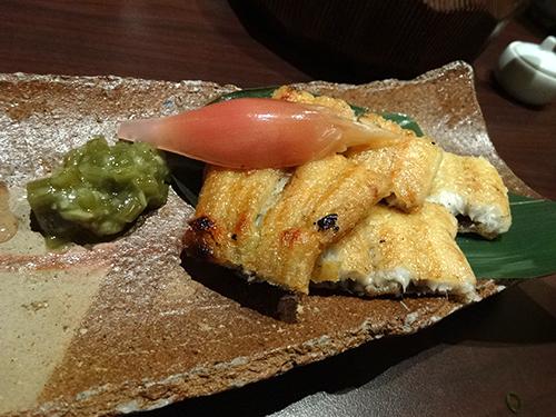 47鰻白焼き