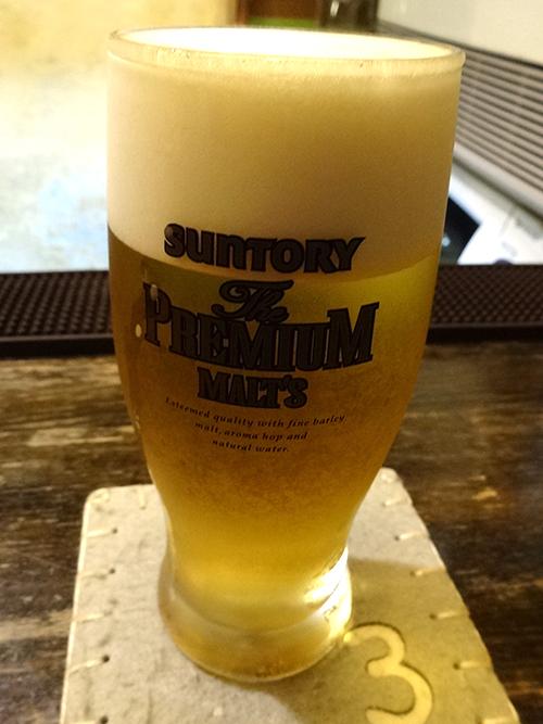 34生ビール450
