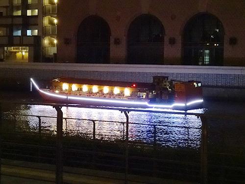 18屋形船