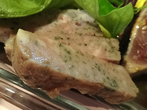 48鹿児島もち豚のパテ香川にんにく風味