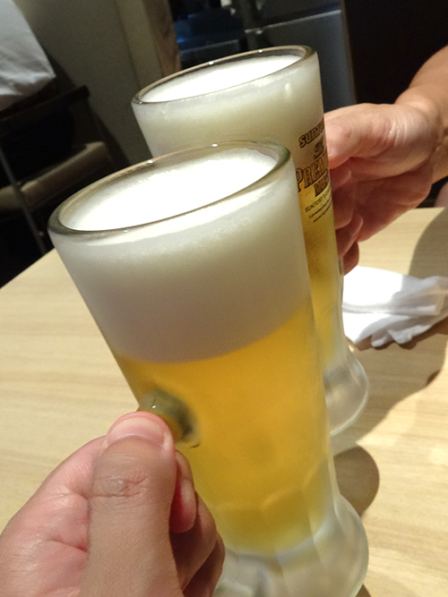 35生ビール390