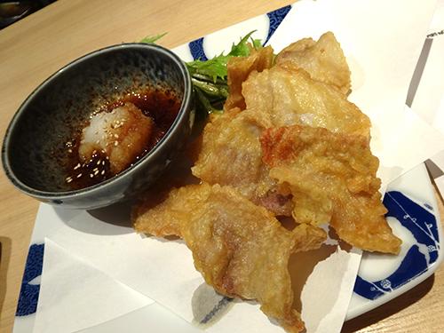 43豚ロースの天ぷら480