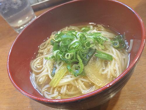 88すき焼き素麺