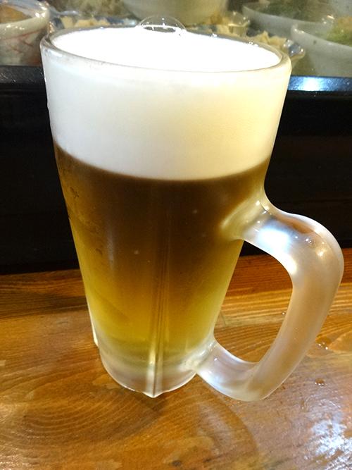 23生ビール380
