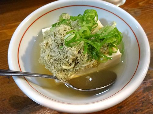 27湯豆腐とろろ昆布180