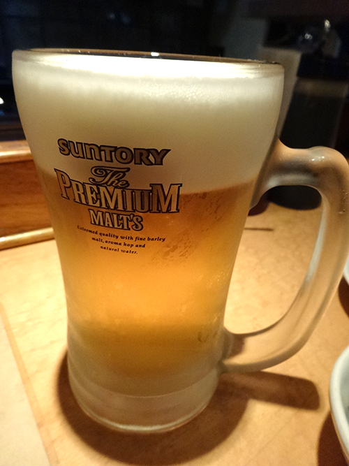 34生ビール480
