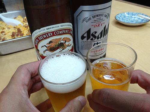 03大瓶ビール380
