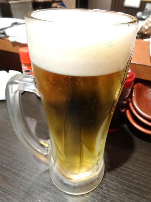 02生ビール300