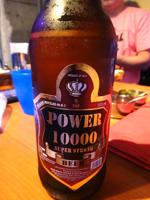 02インドビール