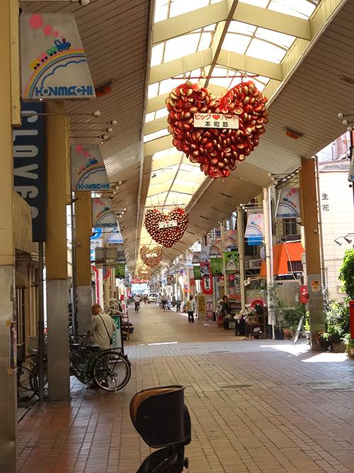 04本町筋商店街