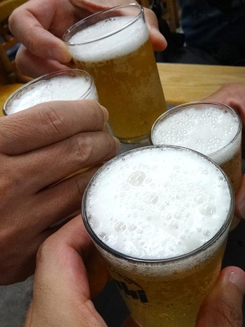 24大びんビール500