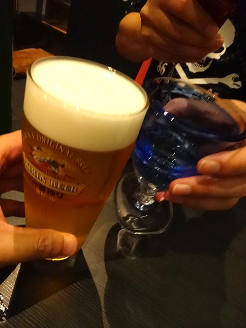 04生ビール