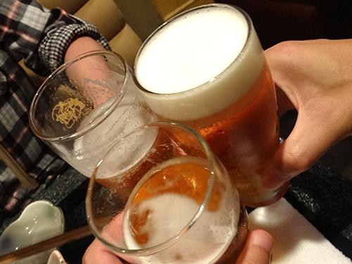 04乾杯2