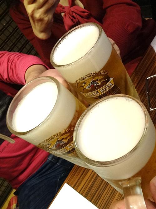 03生ビール+480