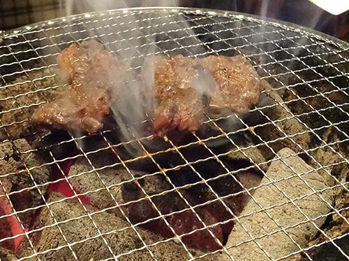 11ハラミ焼き2