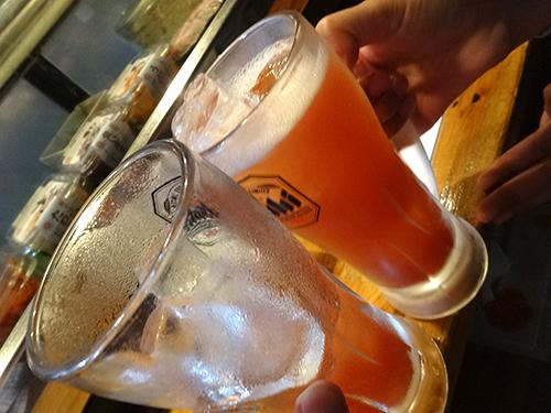 11乾杯!!