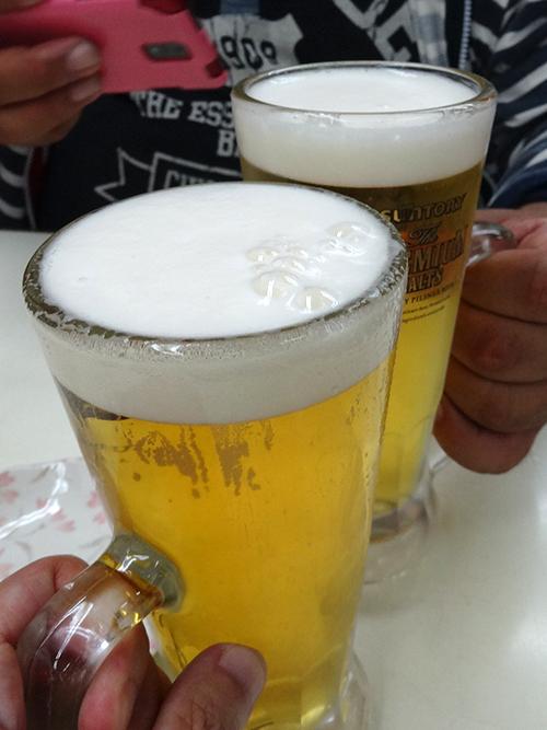 23生ビール390