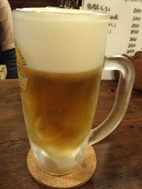 04生ビール390