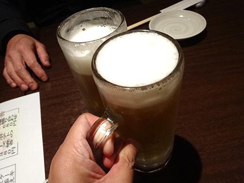 38生ビール500