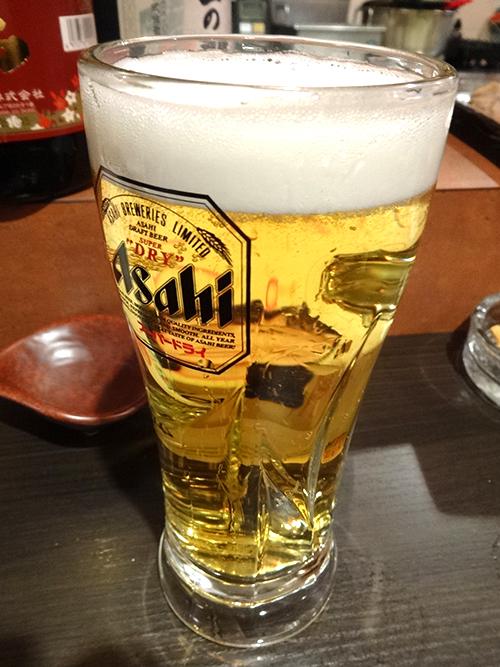 22生ビール300