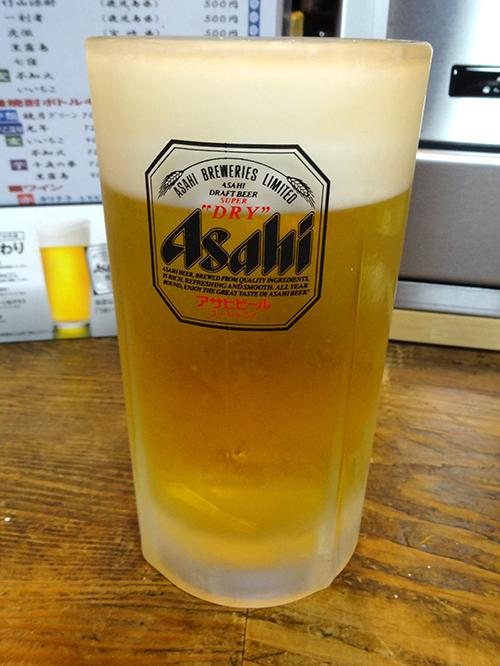05生ビール550