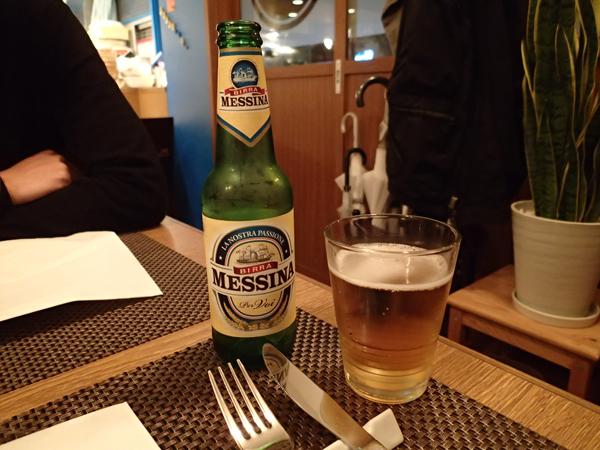 メッシーナビール