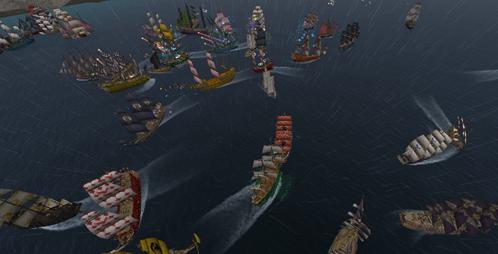 2014年11月大海戦3日目