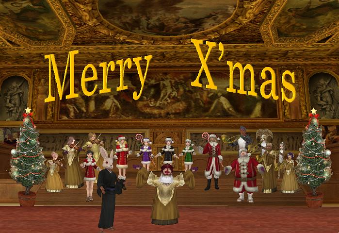 クリスマスポスター2014
