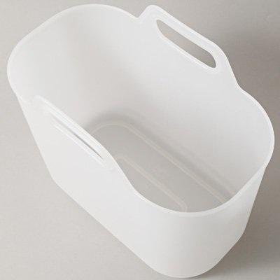 無印良品 柔らかい掃除用品収納ボックス