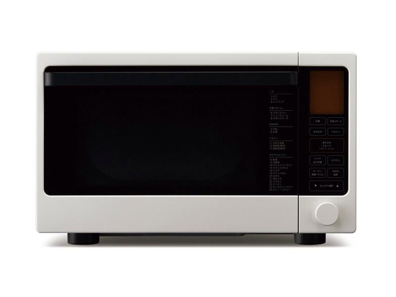 無印良品 赤外線センサーオーブンレンジ 21L