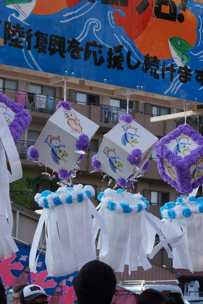 七夕祭り 大学生 20130803