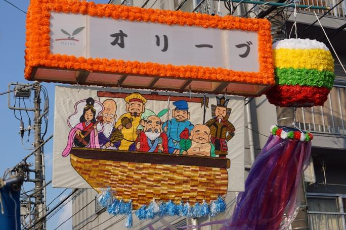 七夕祭り オリーブ 20130803