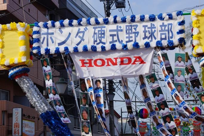 七夕祭り ホンダ 20130803