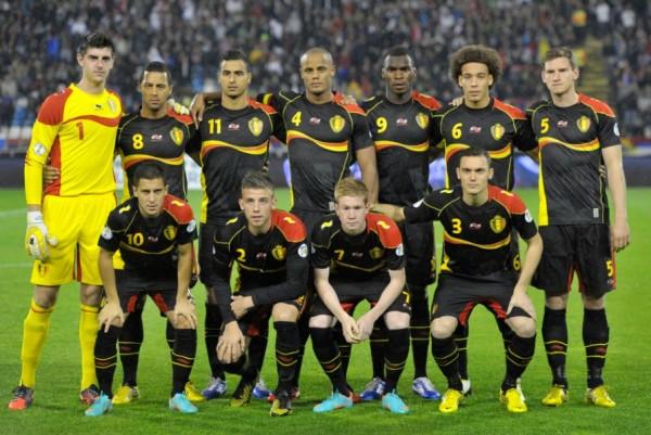 ベルギー代表メンバーが凄すぎる・・・!