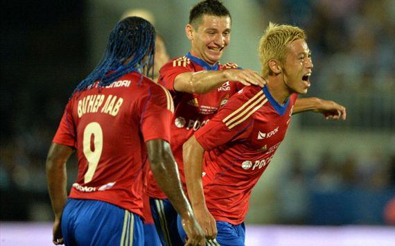 本田圭佑2得点!スーパー杯優勝 ババエフGM、移籍を尊重する発言!