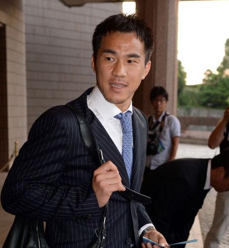 【日本代表】岡崎慎司がマインツへ移籍!