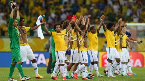 ブラジルとイタリアが壮絶な撃ち合いに!ネイマール3戦連発