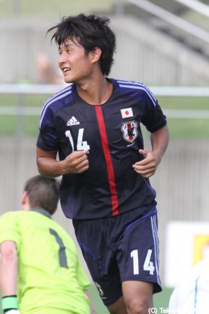 U-18日本代表がウルグアイに2-0で勝利!