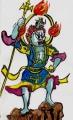 4辰神将波夷羅東寺金堂