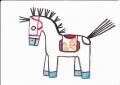 7郷土玩具馬