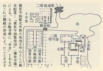 建長寺二階楼