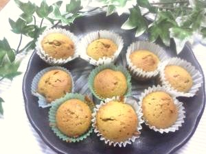 KIMG1158_convert_20130520205650 抹茶カップケーキ