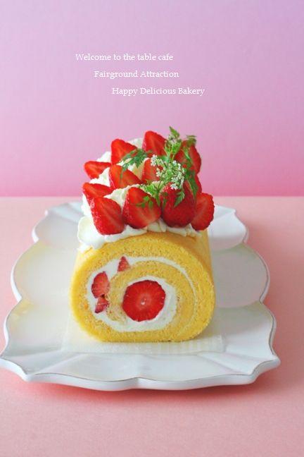 430ロールケーキ