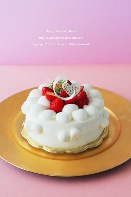 507バースデーケーキ