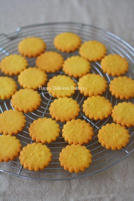 928かぼちゃクッキー焼成後